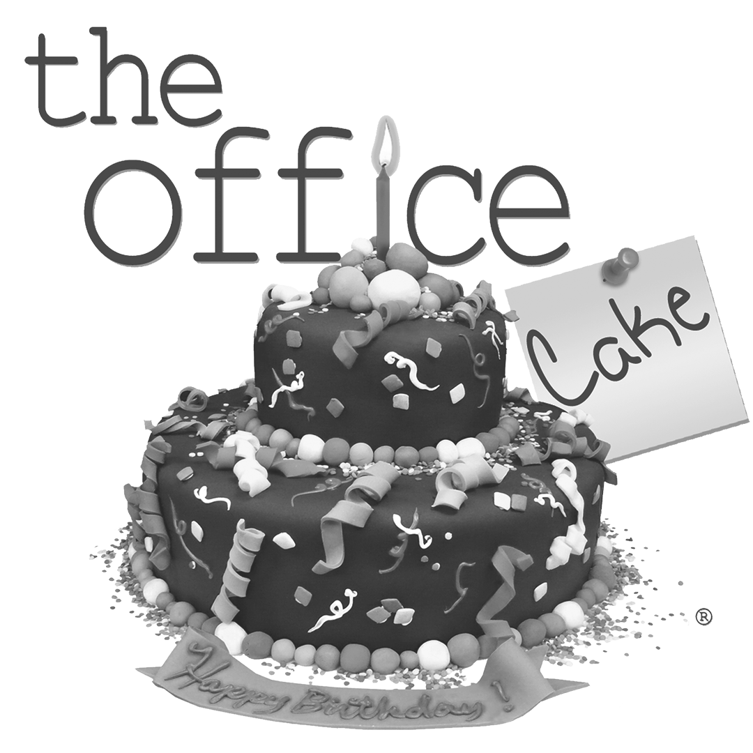 The Office Cake